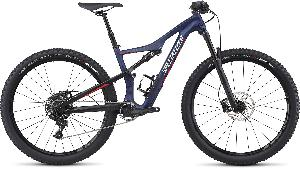 Specialized Camber Wmn FSR Comp  27.5